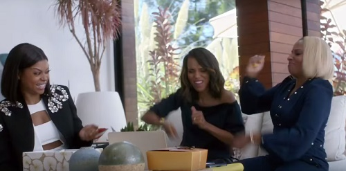 Taraji-P-Henson-Kerry-Washington-and-Mary-J-Blige-New-Apple-Commercial-Watch